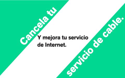 Cancelar tu Servicio de Cable